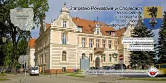 Prezentacja panoramiczna dla obiektu starostwo powiatowe w Chojnicach