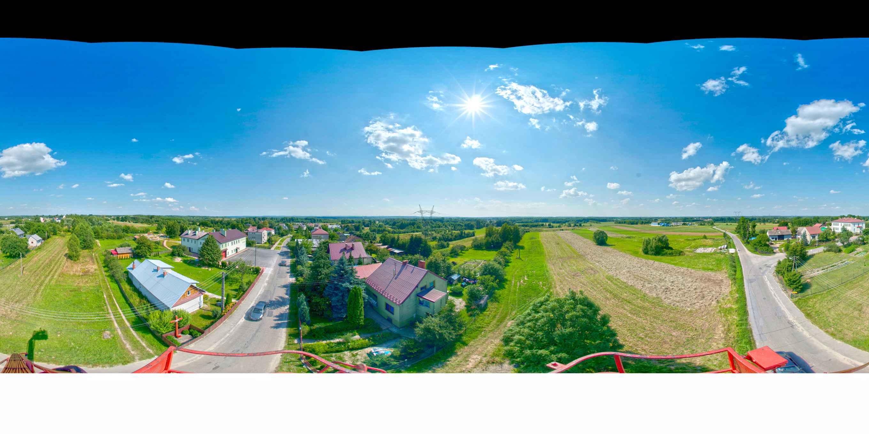 Prezentacja panoramiczna dla obiektu gmina LISIA GÓRA