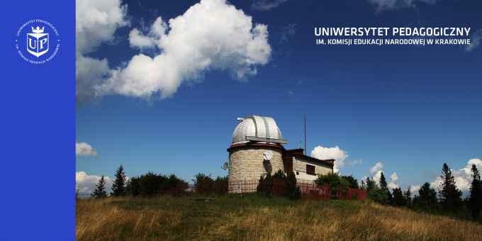 Prezentacja panoramiczna dla obiektu Obserwatorium Astronomiczne na Suhorze w Gorcach UP