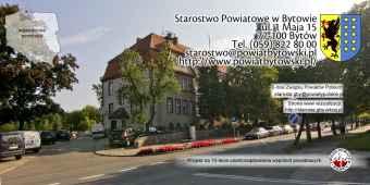 Prezentacja panoramiczna dla obiektu Starostwo Powiatowe w Bytowie