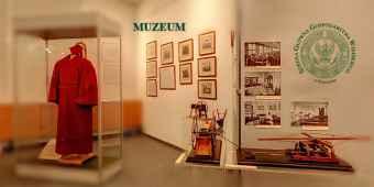Prezentacja panoramiczna dla obiektu Muzeum SGGW