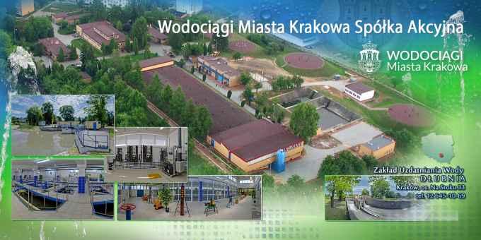 Prezentacja panoramiczna dla obiektu MPWiK - Zakład Uzdatniania Wody Dłubnia