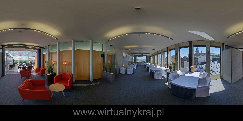 Prezentacja panoramiczna dla obiektu Hotel Pod Wawelem