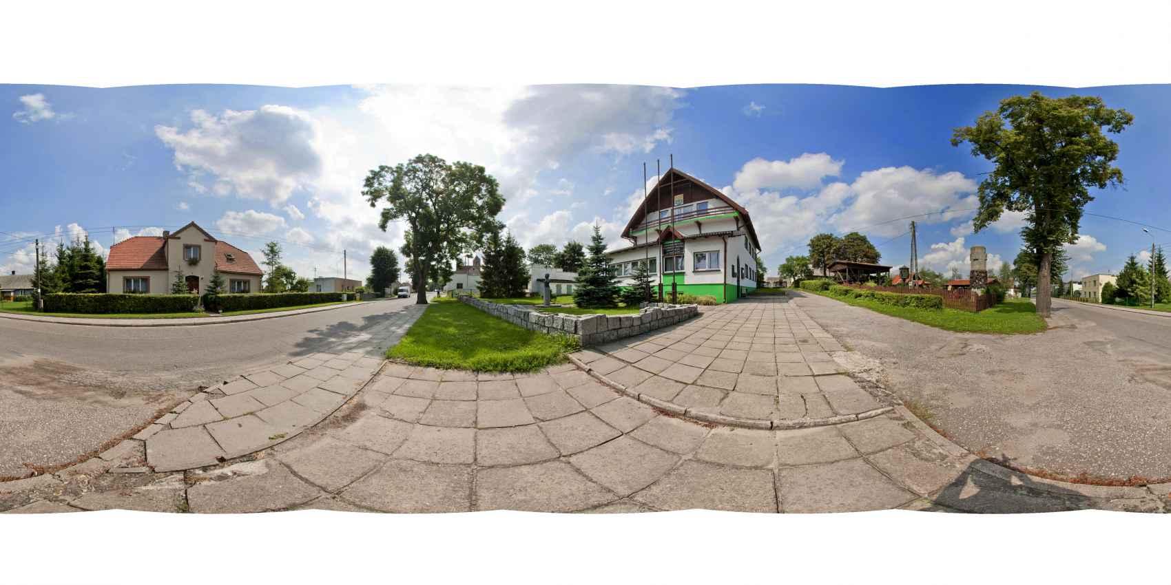 Prezentacja panoramiczna dla obiektu miasto i gmina GNIEW