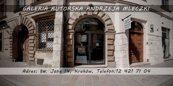 Prezentacja panoramiczna dla obiektu Galeria Autorska Andrzeja Mleczki