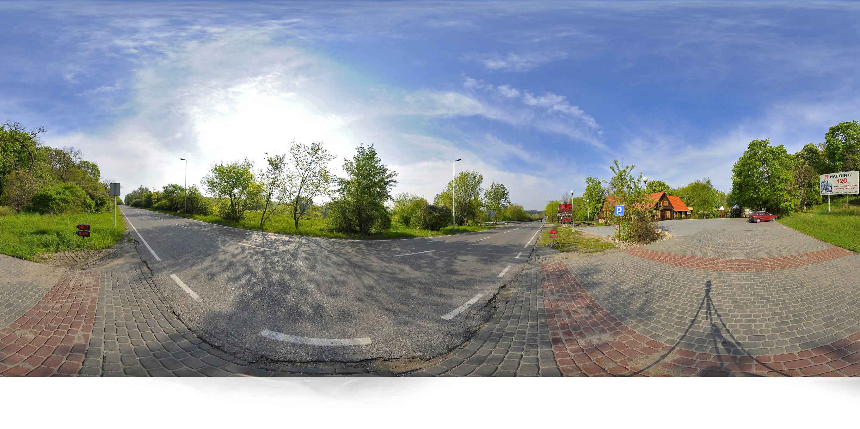 Prezentacja panoramiczna dla obiektu Gościniec Soplica