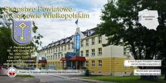 Prezentacja panoramiczna dla obiektu Starostwo Powiatowe w Gorzowie Wielkopolskim