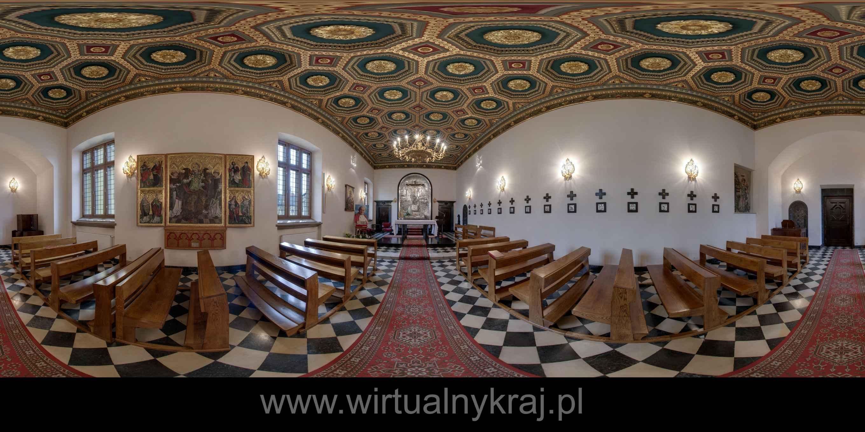 Prezentacja panoramiczna dla obiektu Pałac Arcybiskupów Krakowskich