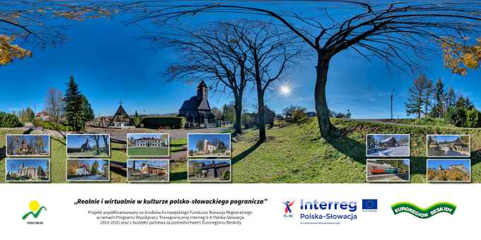 Prezentacja panoramiczna dla obiektu Powiat Bielski - Realnie i Wirtualnie