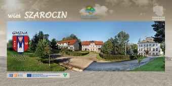 Prezentacja panoramiczna dla obiektu wieś SZAROCIN
