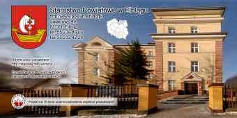 Prezentacja panoramiczna dla obiektu Starostwo Powiatowe w Elblągu