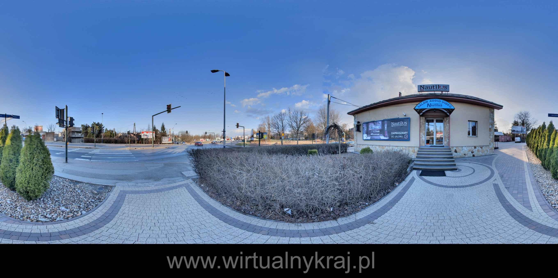 Prezentacja panoramiczna dla obiektu Salon NAUTILUS_TEMP