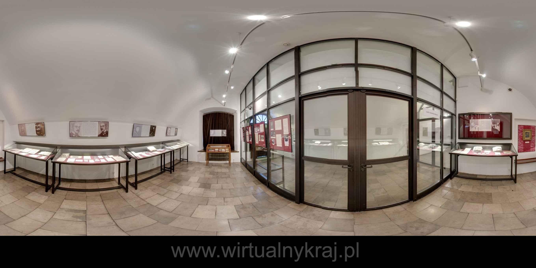 Prezentacja panoramiczna dla obiektu Wystawa X-XI 2017 r. Autor - Ewa Dziurzyńska