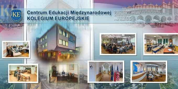 Prezentacja panoramiczna dla obiektu Centrum Edukacji Międzynarodowej - Kolegium Europejskie