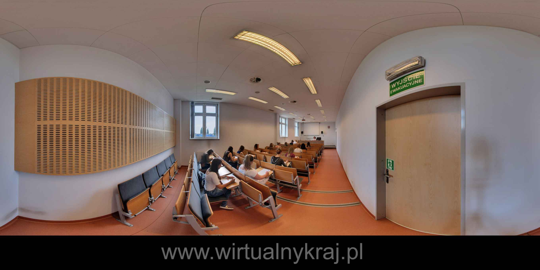 Prezentacja panoramiczna dla obiektu Państwowa Wyższa Szkoła Zawodowa im. rtm. Witolda Pileckiego w Oświęcimiu