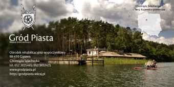 Prezentacja panoramiczna dla obiektu Ośrodek Wypoczynkowy Gród Piasta