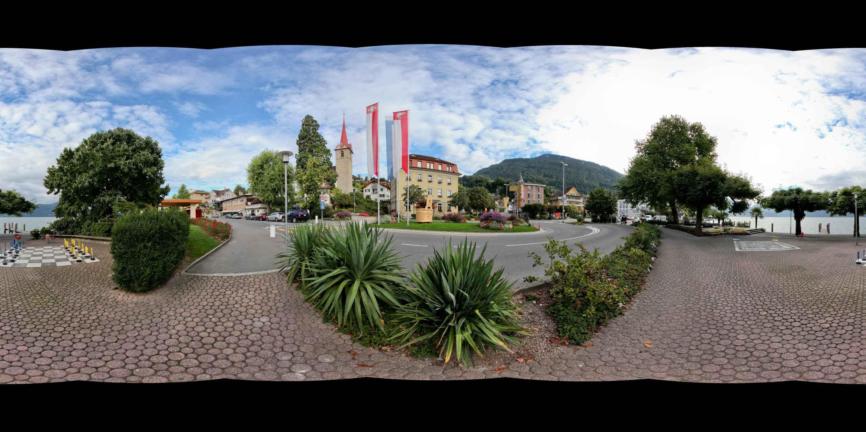 Prezentacja panoramiczna dla obiektu Weggis