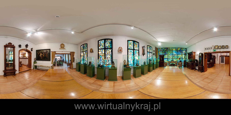 Prezentacja panoramiczna dla obiektu Muzeum Ziemi Lubuskiej