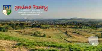 Prezentacja panoramiczna dla obiektu gmina PSARY