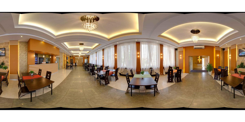 """Prezentacja panoramiczna dla obiektu Hotel - Restauracja """"Kasienka"""""""