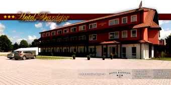 Prezentacja panoramiczna dla obiektu Hotel Bardejov