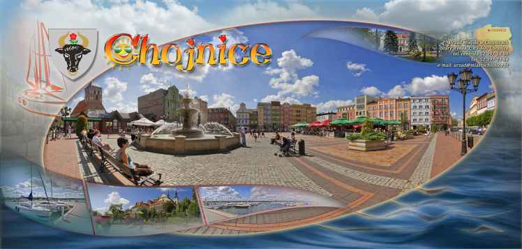 Prezentacja panoramiczna dla obiektu miasto CHOJNICE