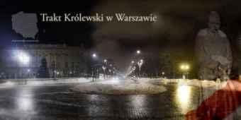 Prezentacja panoramiczna dla obiektu Krakowskie Przedmieście