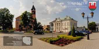 Prezentacja panoramiczna dla obiektu miasto Sochaczew
