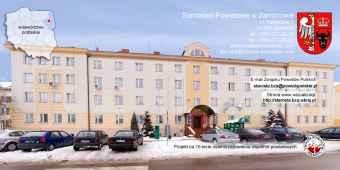 Prezentacja panoramiczna dla obiektu Starostwo Powiatowe w Zambrowie