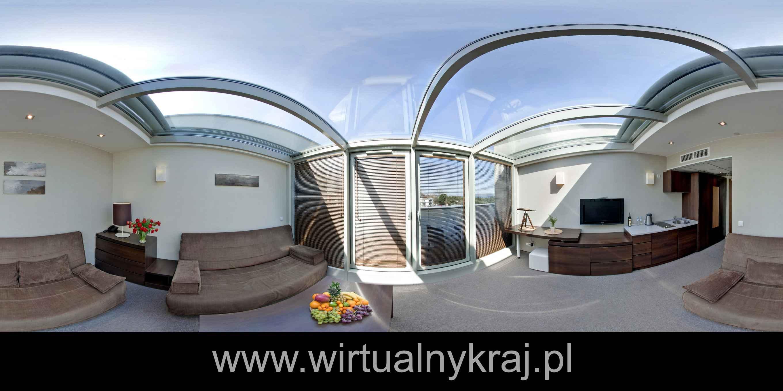 Prezentacja panoramiczna dla obiektu Apartamenty Velaves