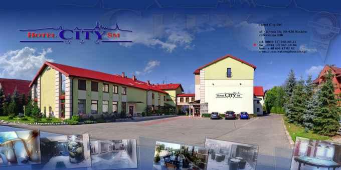 Prezentacja panoramiczna dla obiektu Hotel City SM