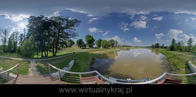 Prezentacja panoramiczna dla obiektu Dworek Stefana Żeromskiego
