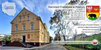 Prezentacja panoramiczna dla obiektu Starostwo Powiatowe w Rawiczu