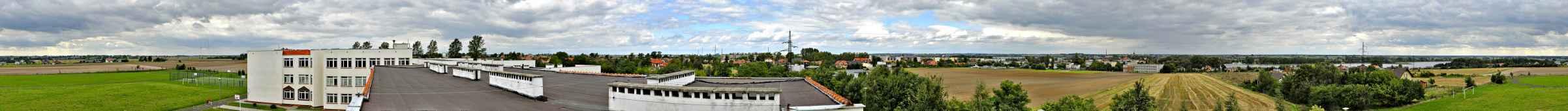 Prezentacja panoramiczna dla obiektu Lato