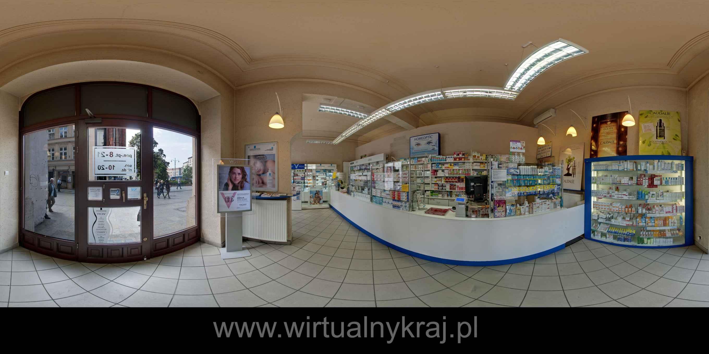 Prezentacja panoramiczna dla obiektu ul. Grodzka