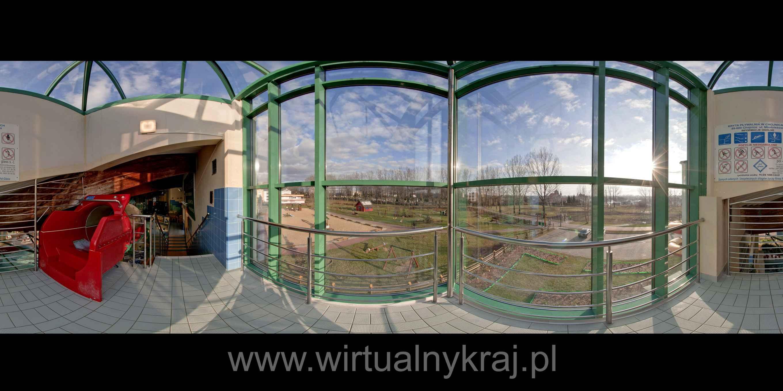 Prezentacja panoramiczna dla obiektu Centrum Park w Chojnicach