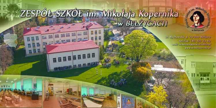 Prezentacja panoramiczna dla obiektu Zespół Szkół im. Mikołaja Kopernika