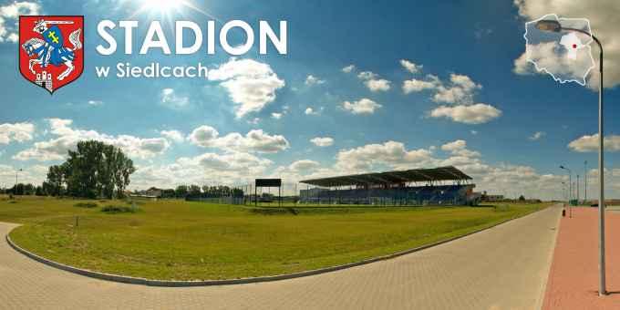 Prezentacja panoramiczna dla obiektu STADION