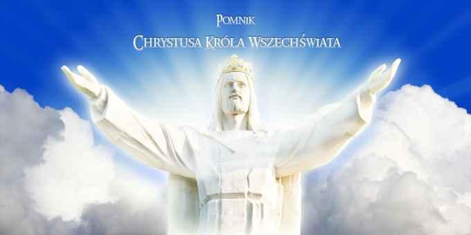 Prezentacja panoramiczna dla obiektu Pomnik Chrystusa Króla Wszechświata