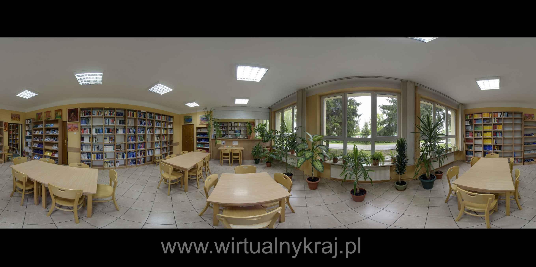 Prezentacja panoramiczna dla obiektu Państwowa Wyższa Szkoła Zawodowa w Chełmie