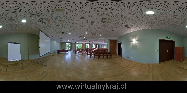 Prezentacja panoramiczna dla obiektu Hotel Sympozjum w Krakowie