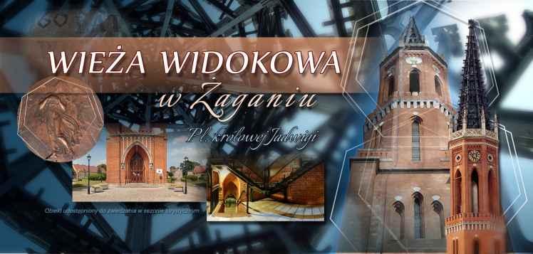 Prezentacja panoramiczna dla obiektu Wieża Widokowa