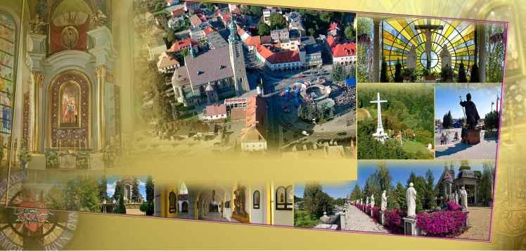 Prezentacja panoramiczna dla obiektu Parafia pw. Matki Boskiej Bolesnej w Limanowej