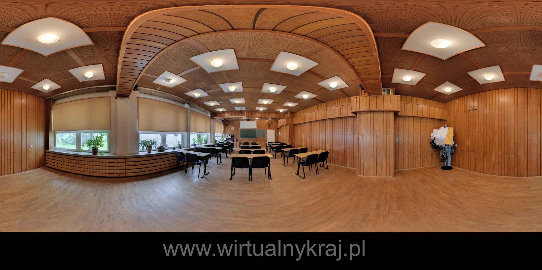 Prezentacja panoramiczna dla obiektu Gimnazjum nr 28 w Krakowie