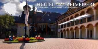 "Prezentacja panoramiczna dla obiektu Hotel ""Belvedere"""