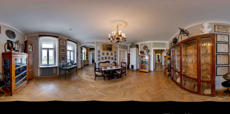Prezentacja panoramiczna dla obiektu Muzeum im. Przypkowskich