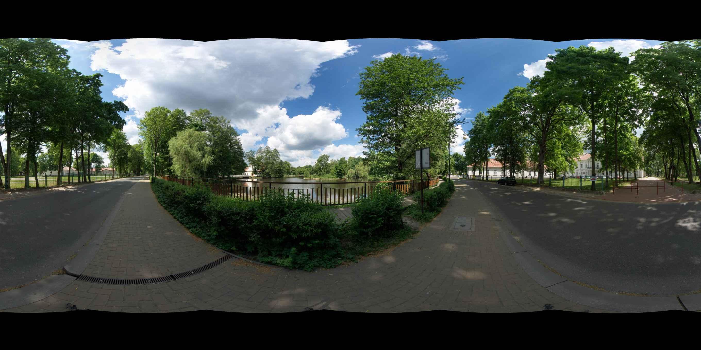 Prezentacja panoramiczna dla obiektu miasto ZWIERZYNIEC