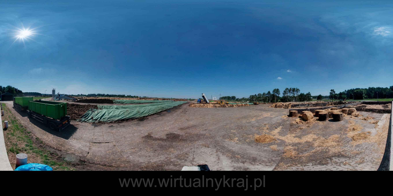 Prezentacja panoramiczna dla obiektu GWDA sp. z o.o.  w Pile