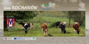 Prezentacja panoramiczna dla obiektu wieś KOCHANÓW