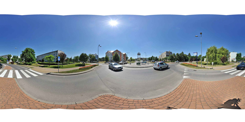 Prezentacja panoramiczna dla obiektu miasto ŻORY
